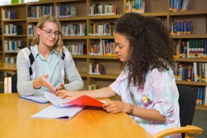 tutor a student