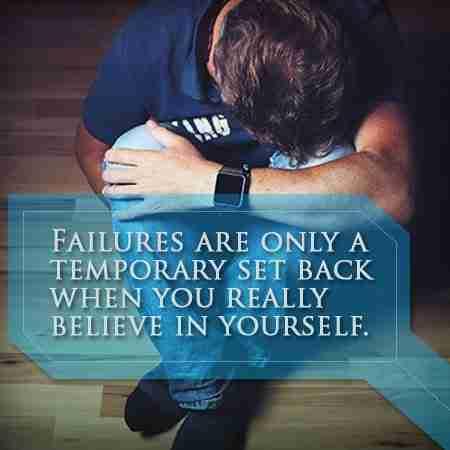 Accepting Failure When It Happens